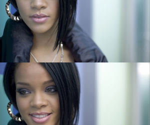beautiful, girl, and rihanna image