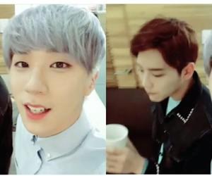 korean, san, and timóteo image