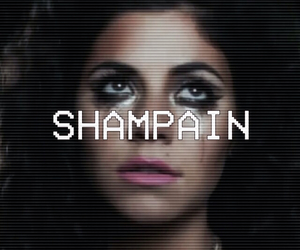 marina and the diamonds, marina diamandis, and shampain image
