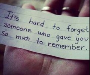 quotes, forget, and remember image