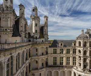 chateau de chambord, france, and LOIRE VALLEY image