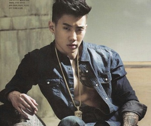 korean and jay park image