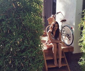 shay mitchell, bike, and pll image