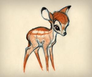 bambi, cute, and disney image