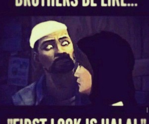 funny, look, and halal image