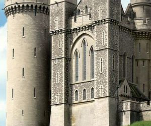 castle, cathedral, and west sussex image
