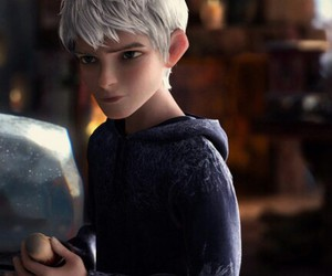 frost, jack, and rotg image