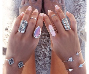 rings, summer, and accessories image