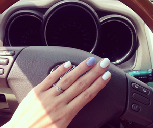 blue, car, and crystals image