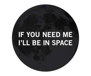 space, quote, and text image