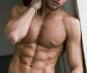 hot guy, italy, and male model image