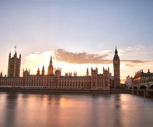 london, beautiful, and england image