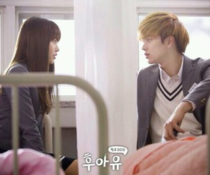 who you are, kim so hyun, and sung jae image