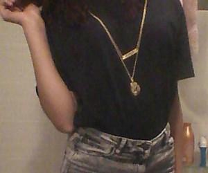 black shirt, rap, and super image