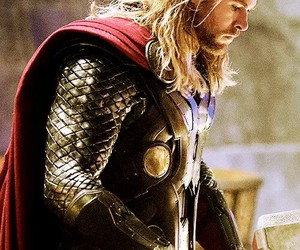 chris hemsworth, Avengers, and thor image