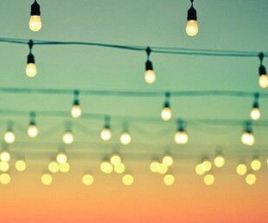 light, sunset, and wallpaper image