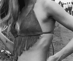 hippie and girl image