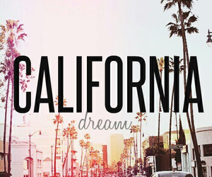 california, Dream, and summer image