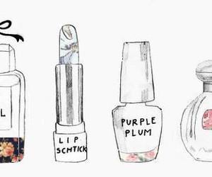 drawing, maquillage, and jenni.cree image