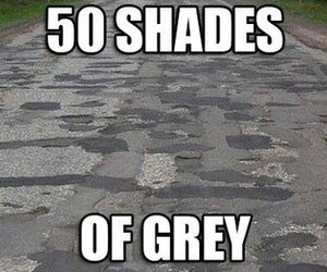 funny, 50 shades of grey, and lol image