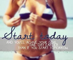 fitness, motivation, and start image