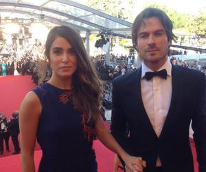 cannes, red carpet, and ian somerhalder image