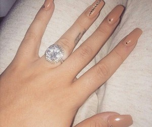 awesome, ring, and want image
