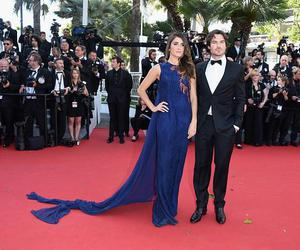 cannes, nikki reed, and azzaro image