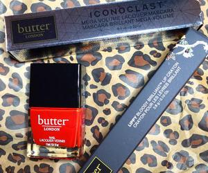 beauty, butter london, and ladybird image