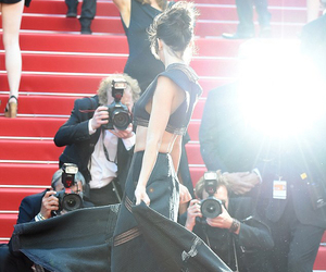 kendall jenner and cannes image