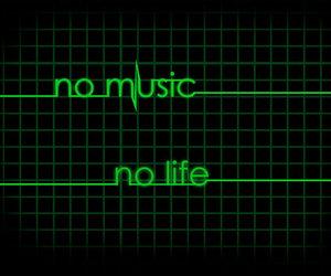 life and music image