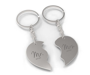 couple key chain, funny key chain, and matching key chain image