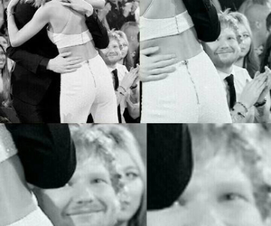 calvin harris, Taylor Swift, and ed sheeran image