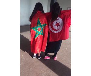 maroc, meuf, and tunisie image
