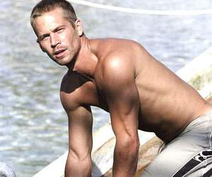 blue eyes, paul walker, and I Love You image