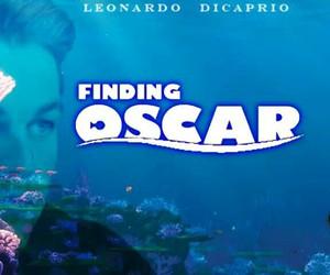 oscar, funny, and leonardo dicaprio image