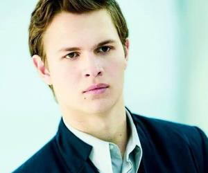 divergent, ansel elgort, and caleb image