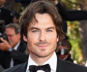 cannes, ian somerhalder, and red carpet image