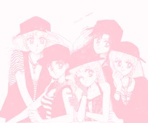 sailor moon and manga image