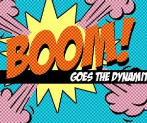 boom, life, and dynamite image