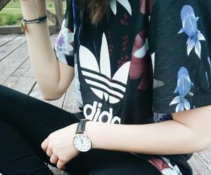 adidas, art, and beauty image
