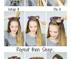 hair and hair+tutorial image