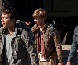 thomas and scorch trials image