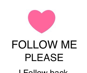 follow, follow me, and please image