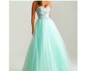 Prom, tumblr, and mintgreen image