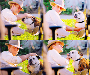family, ryan gosling, and animal lover image