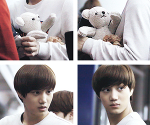 aww, baby, and exo image