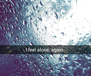 alone, broken, and goodbye image