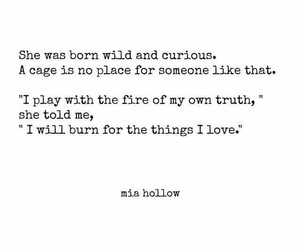 curious, poems, and sayings image