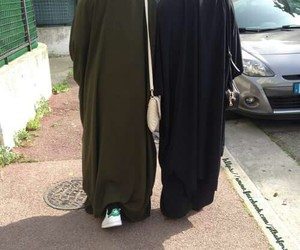 hijab and soeur image